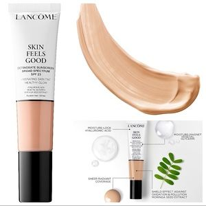 NEW! Lancôme Skin Feels Good Foundation